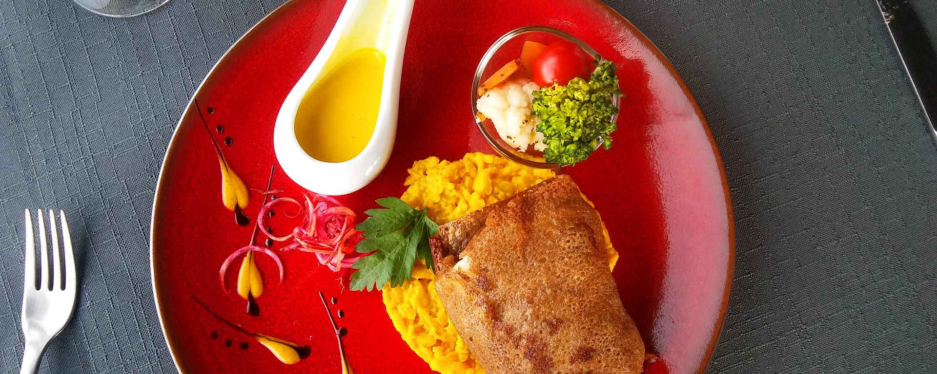 Restaurant le Menhir à Plozévet © G Mazingue