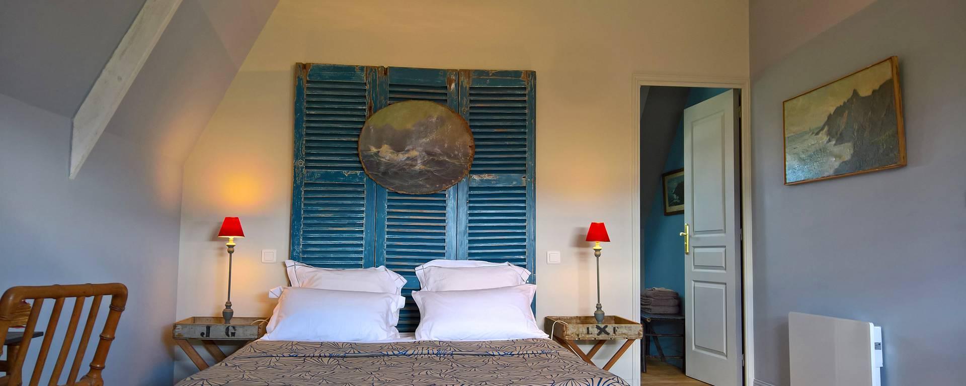 Chambres d'hôtes La Villa Bleue à Plozévet