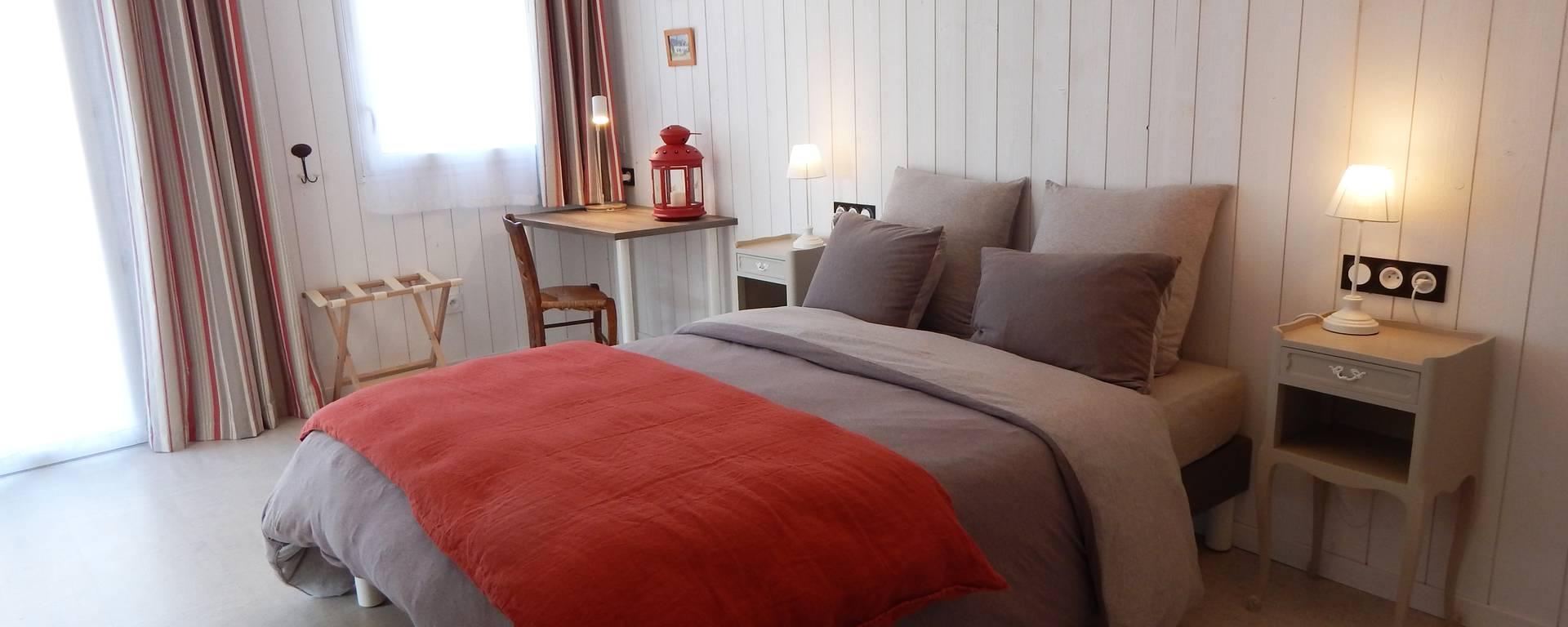 Chambres d'hôtes classées - Balade Océane - Loctudy ©Duranel