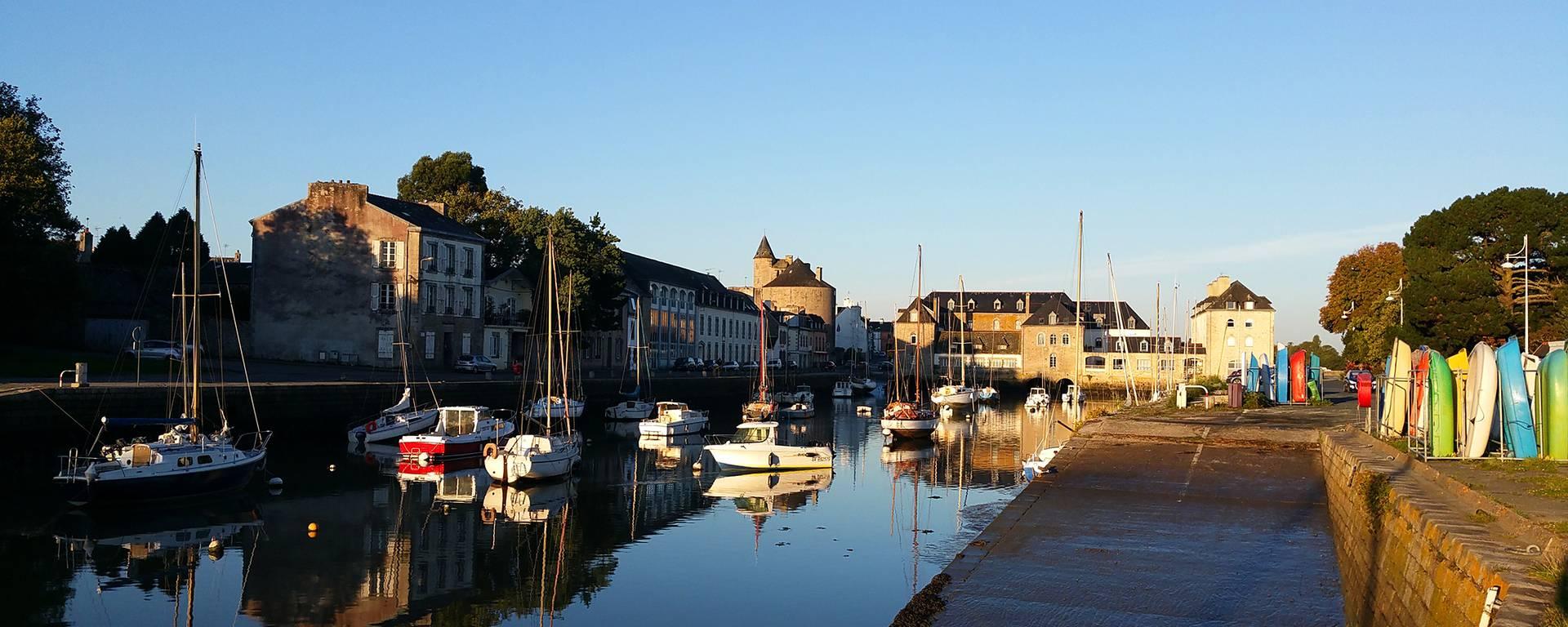 Pont-l'Abbé © E Cleret