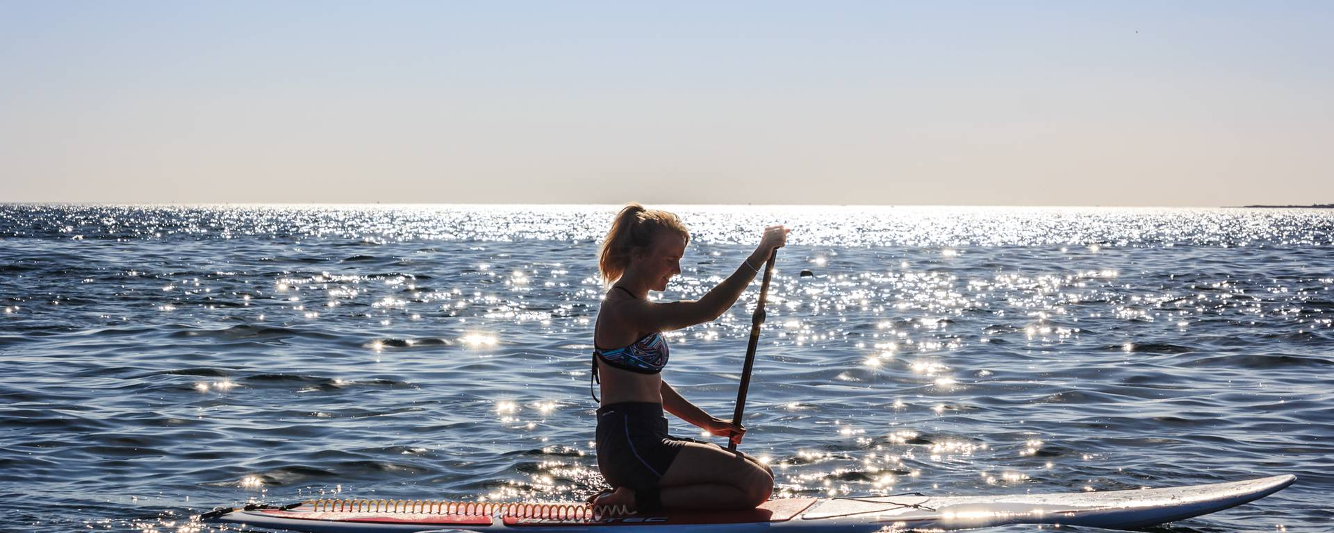 Paddle - ©L. Gloaguen
