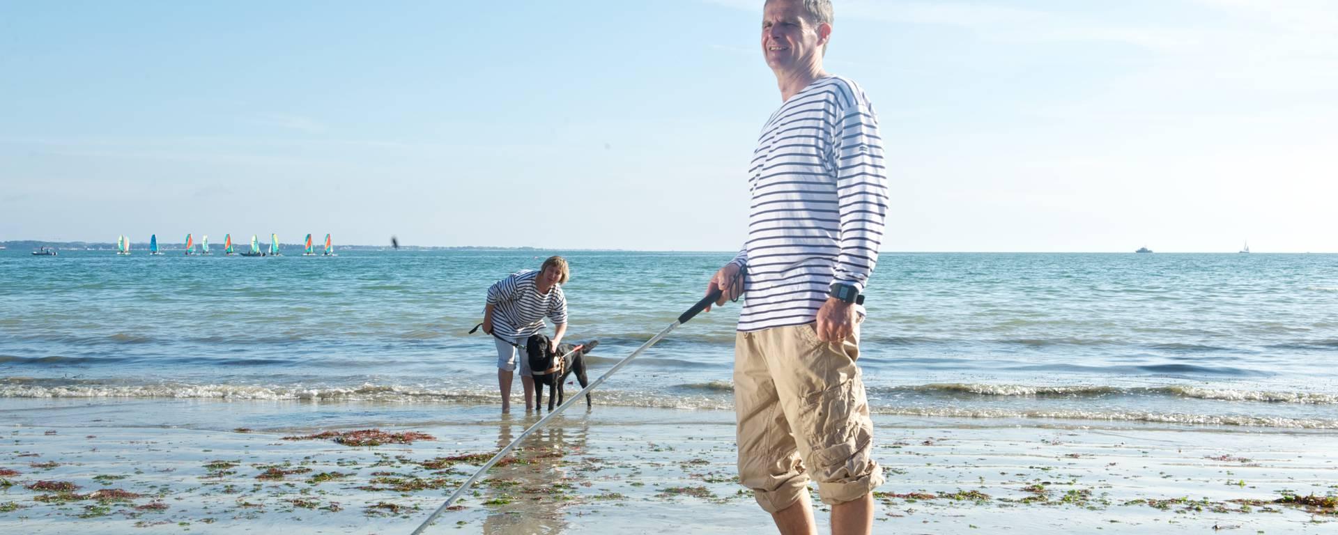 Balades sur la plage ©Diaphane/EllProd
