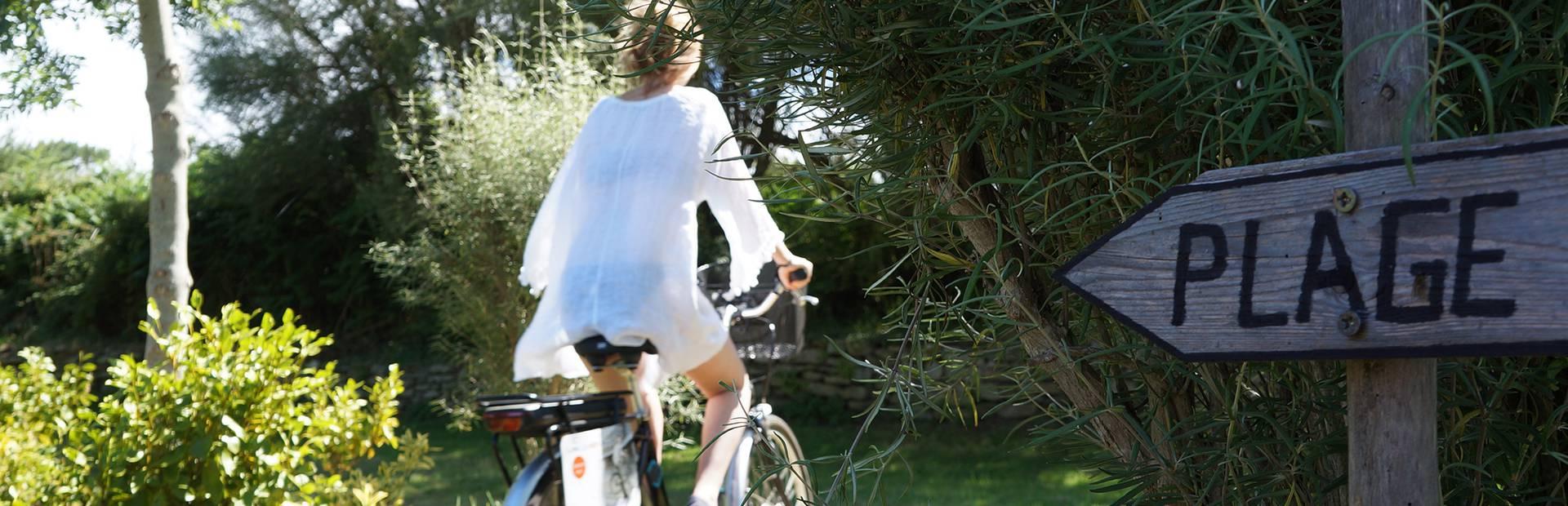Radtour im Pays Bigouden © E Cléret