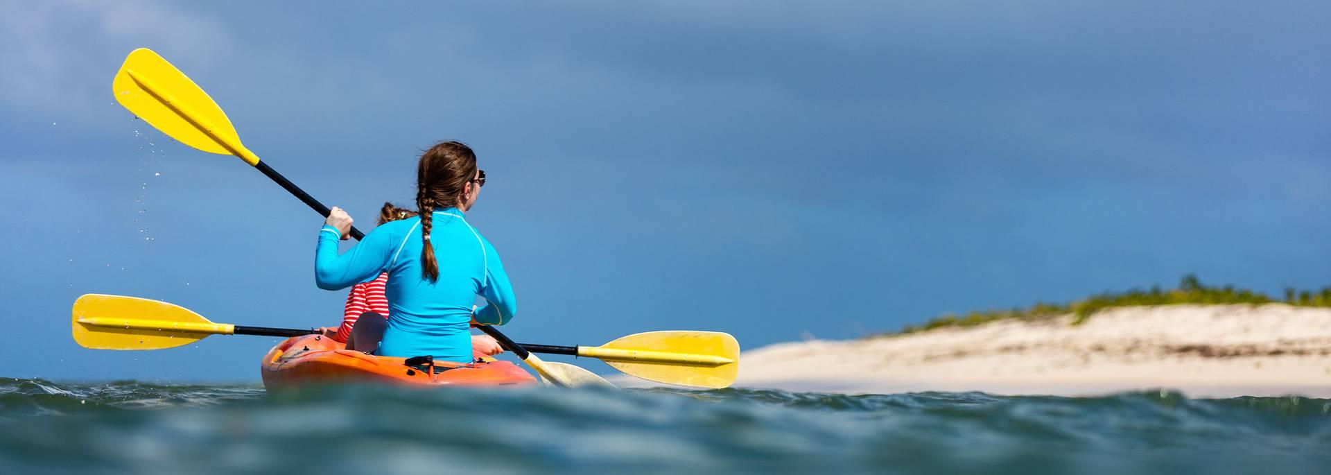 Kayaking in Pays Bigouden © BlueOrange Studio