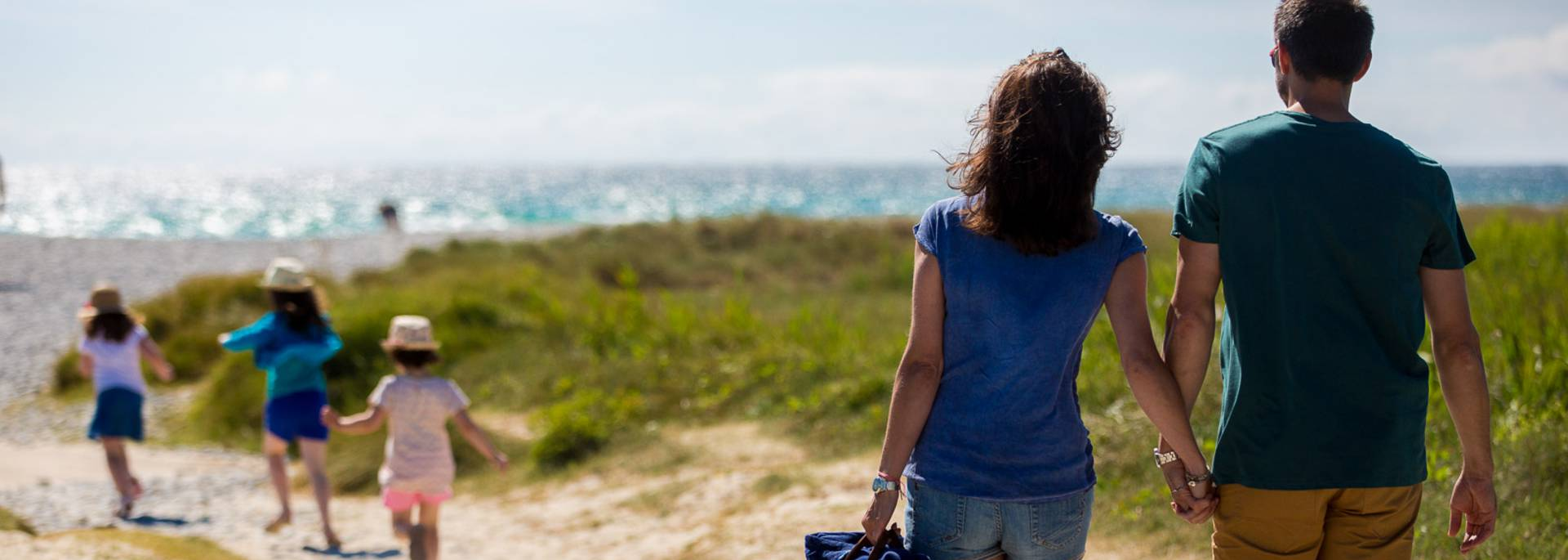 On the way to Kerbinigou-Trégoat beach, Pays Bigouden © Y Derennes