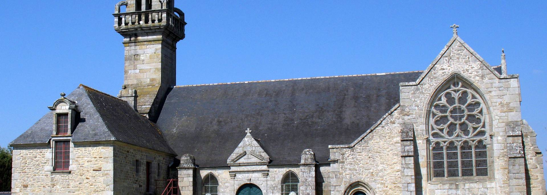 Chapelle de Languivoa à Plonéour-Lanvern