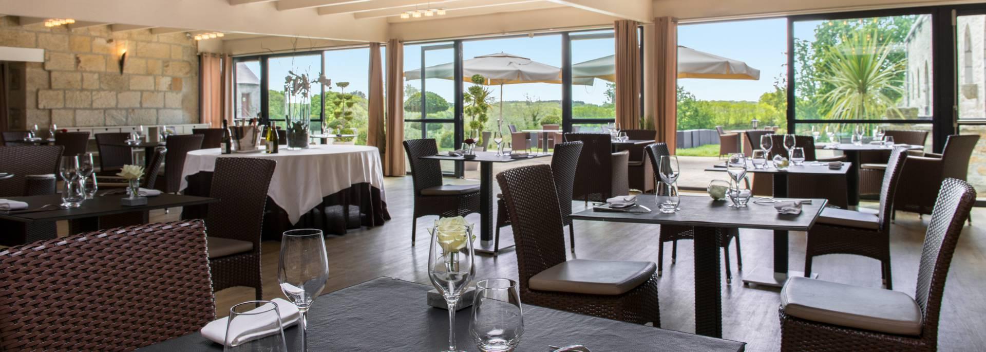 Restaurant le Manoir de Kerhuel à Plonéour-Lanvern