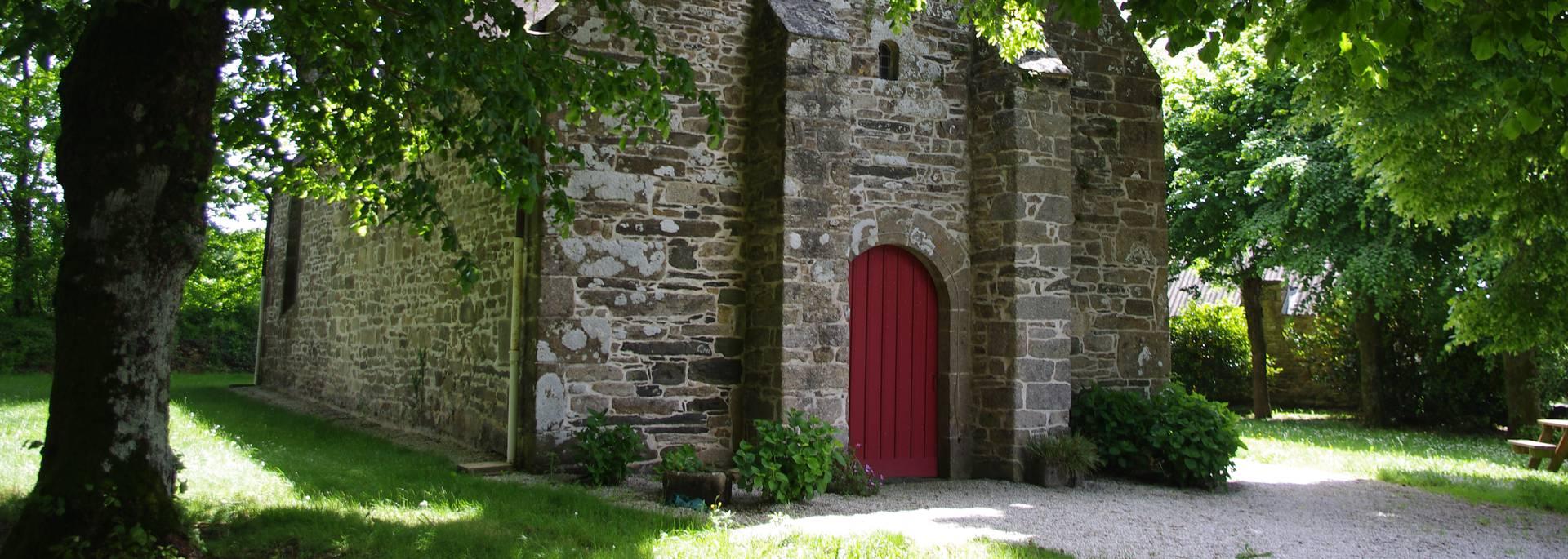 Chapelle Saint Joseph à Peumerit © G Mazingue