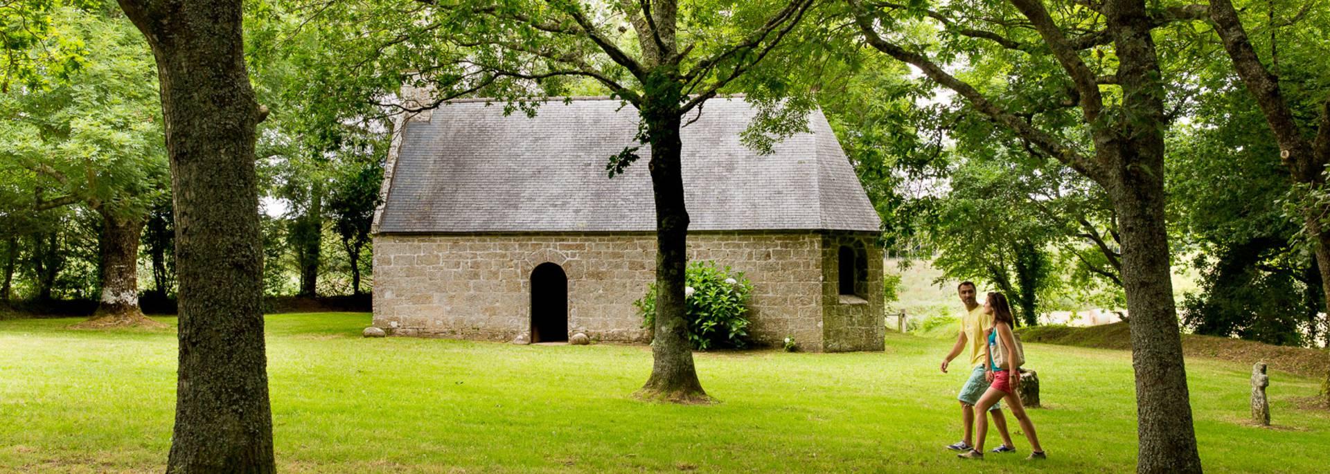 Chapelle Saint Ronan à Plozévet © Y Derennes