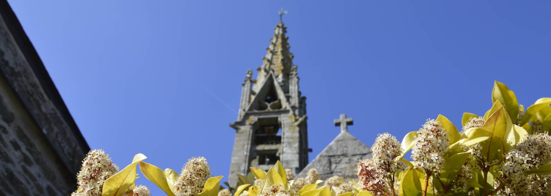 Eglise Saint Annouarn © M Hamel