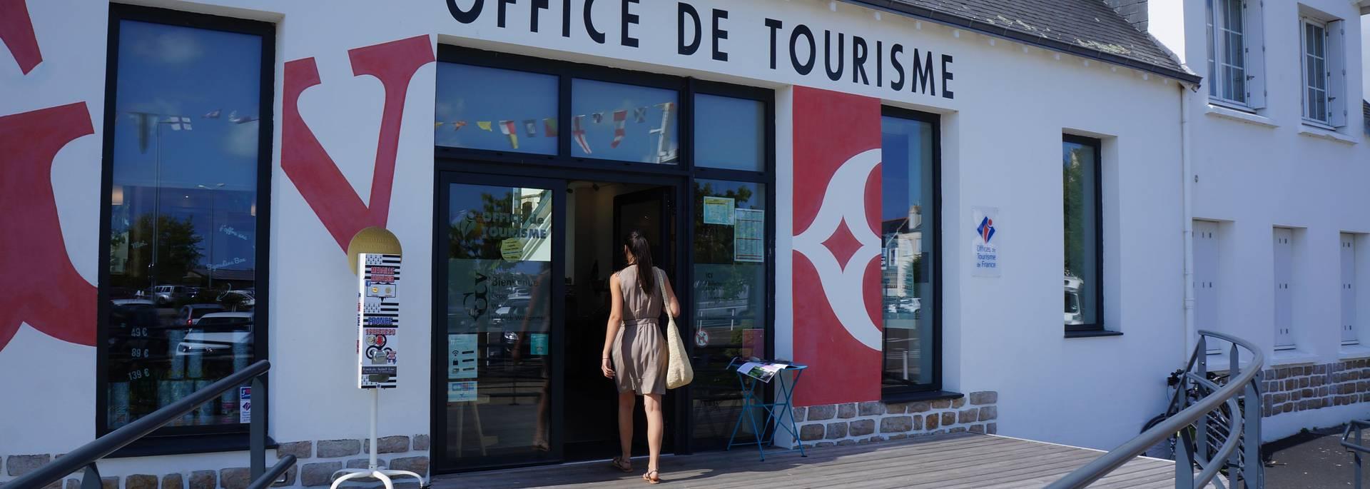 billetteries dans les Offices de Tourisme ©Eva Cléret