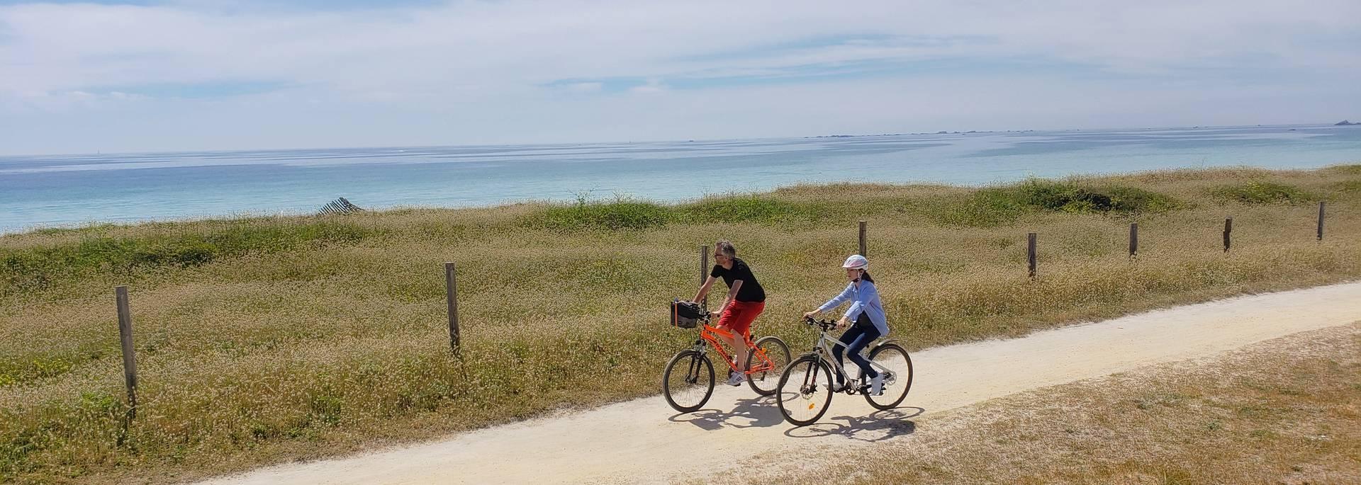 Vélo en Pays Bigouden - le Guilvinec ©E Cléret
