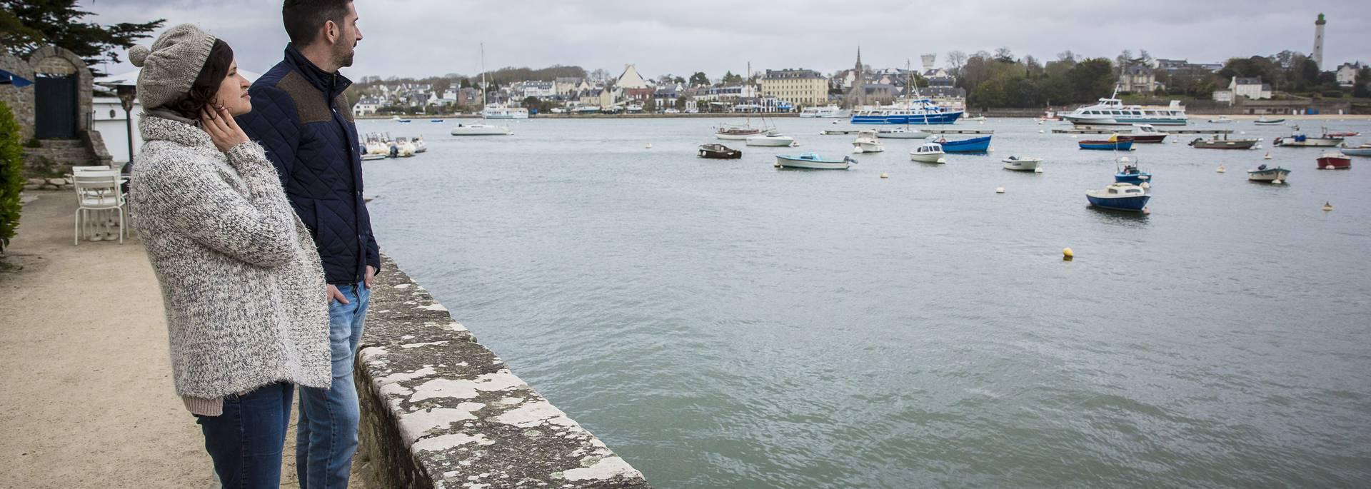 Port de Combrit Sainte-Marine, Pays Bigouden ©Y Derennes