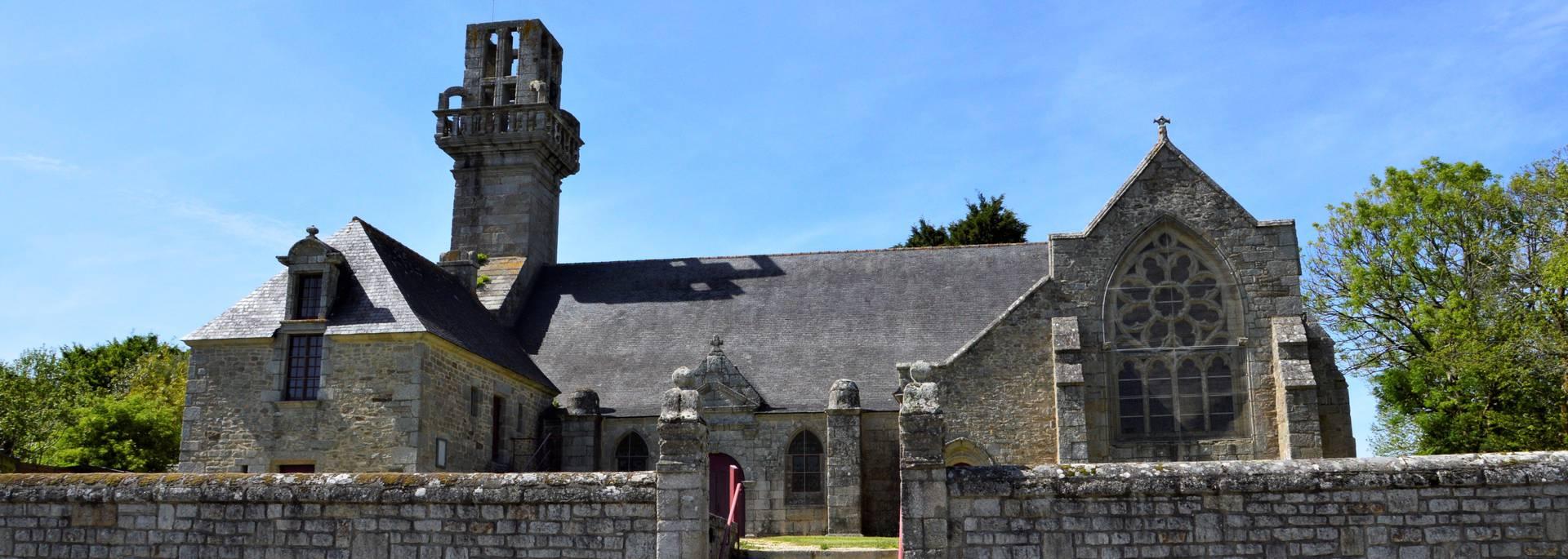 Chapelle Notre-Dame de Languivoa - ©M.Hamel