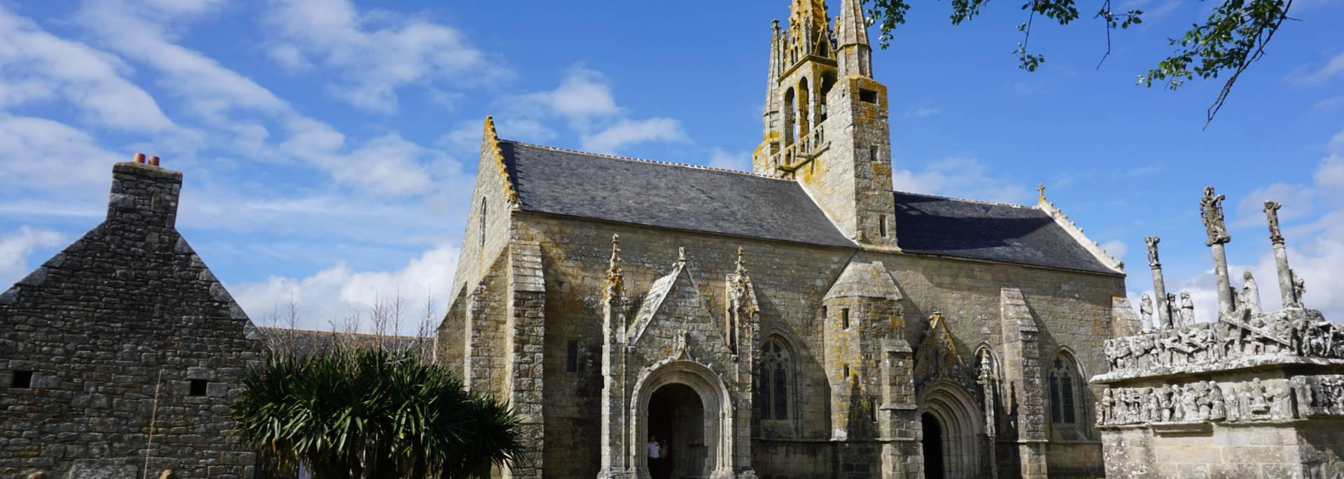 Notre Dame de Tronoën - St Jean Trolimon © T Hourmand