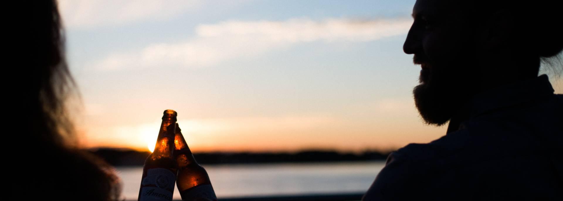 Boire un verre entre amis en Pays Bigouden