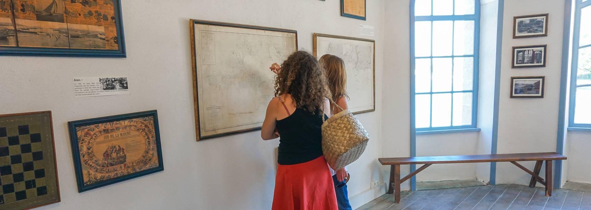 Visite de musées en Pays Bigouden © E Cléret