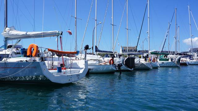 ports de plaisance du Pays Bigouden