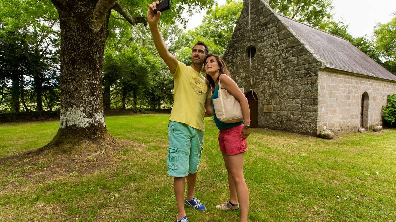 Selfie en Pays Bigouden © Y Derennes