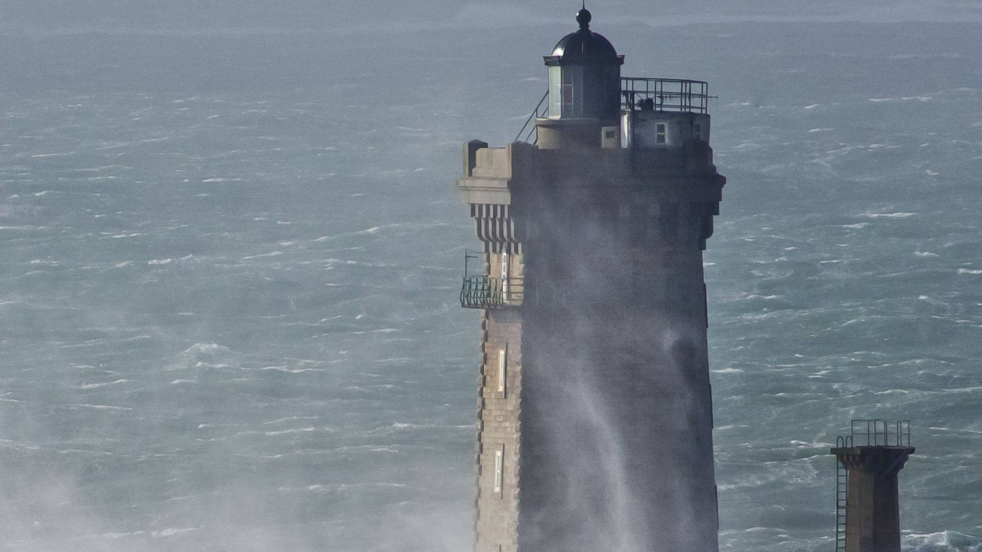 Webcam de la Pointe du Raz  © CRTB