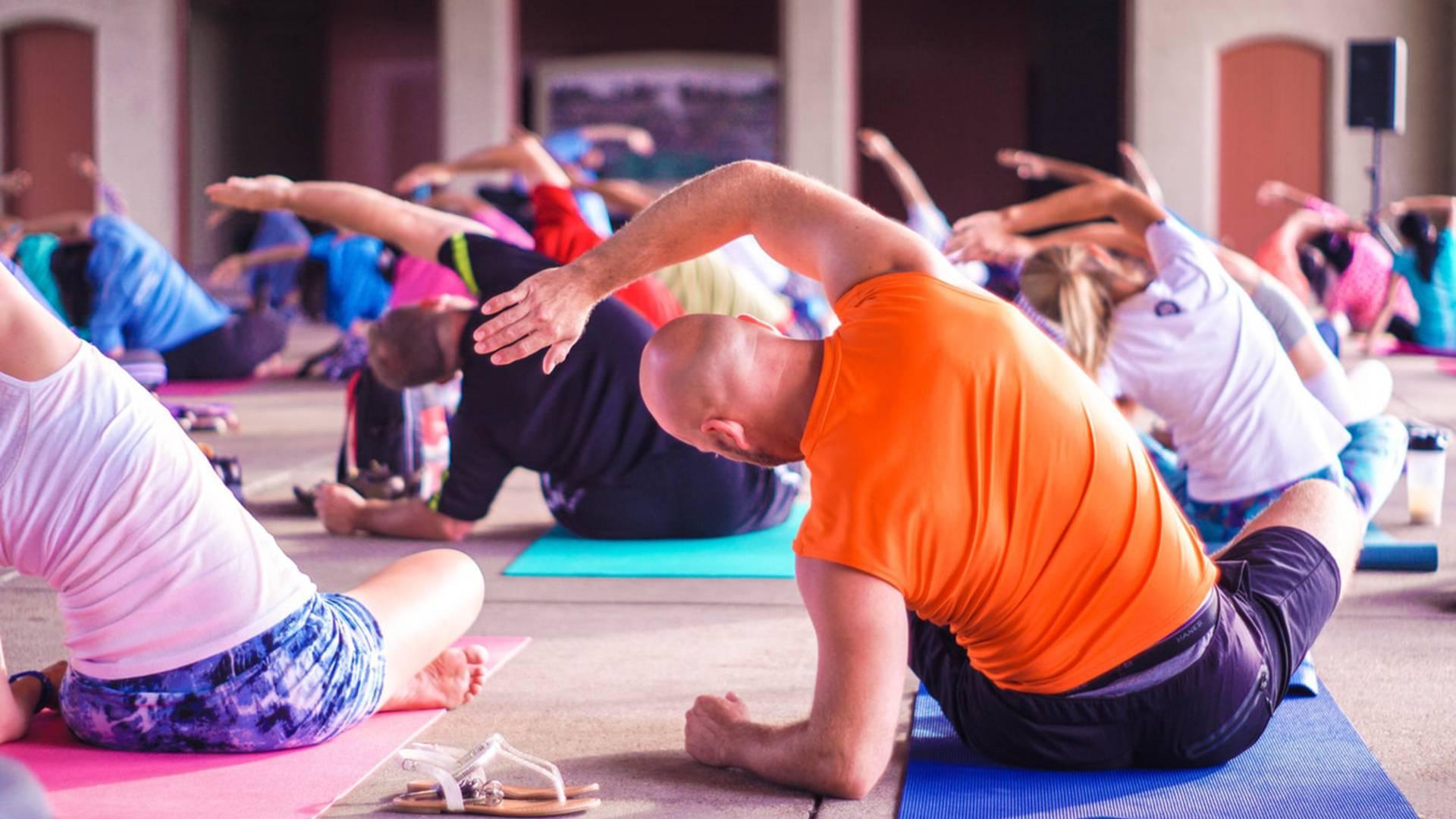 Cours de yoga ©tous droits réservés
