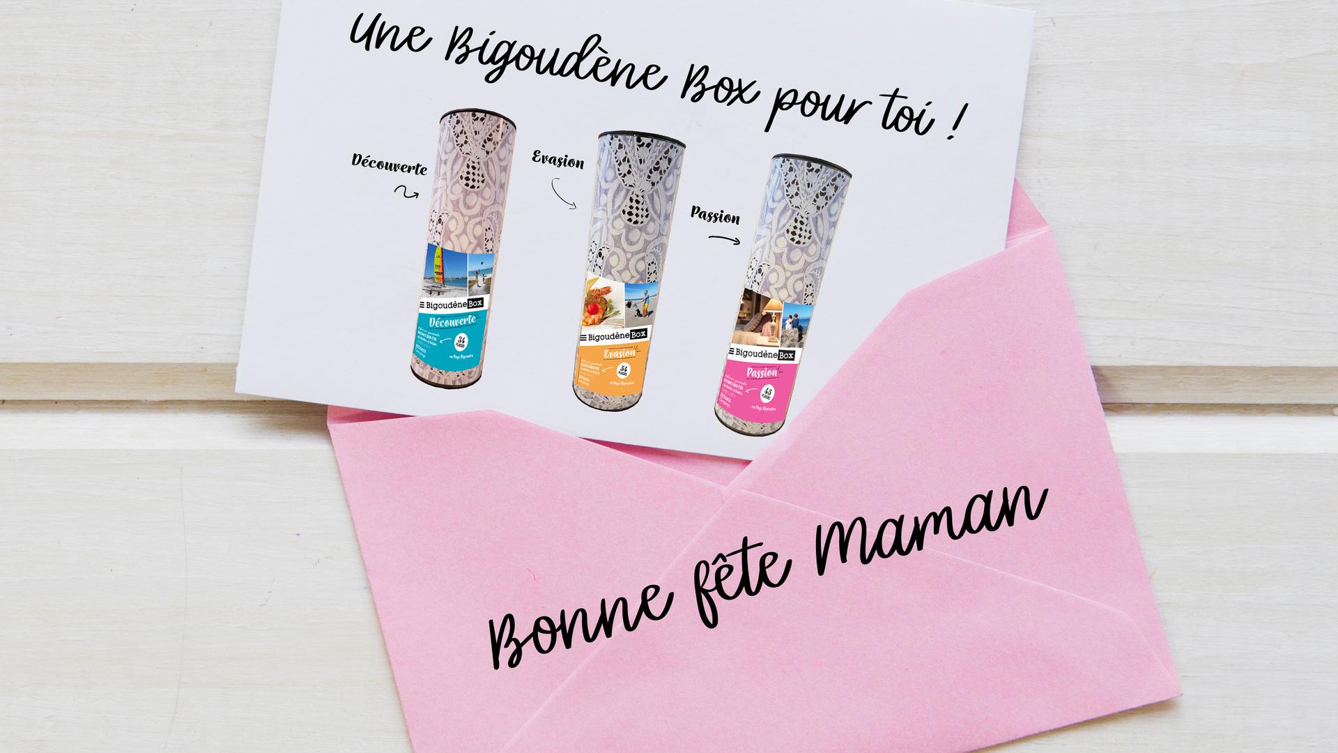 Offrez la Bigoudène Box pour la fête des mères