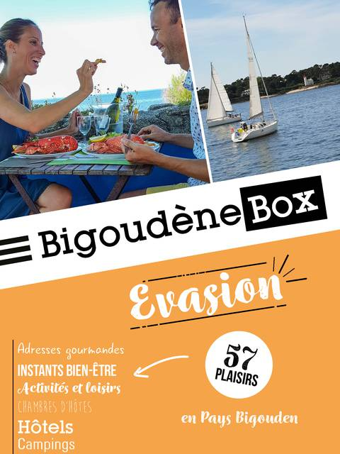 catalogue Bigoudène Box Evasion