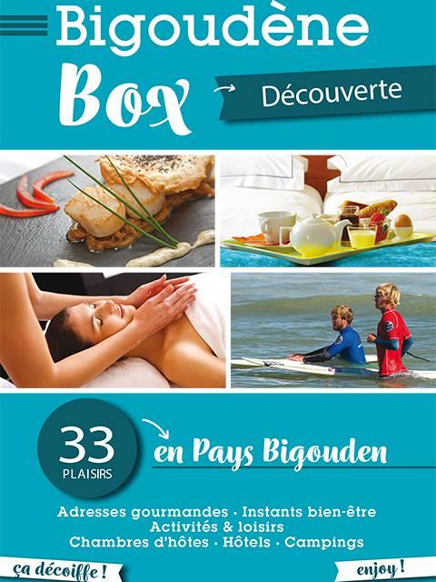 catalogue Bigoudène Box Découverte