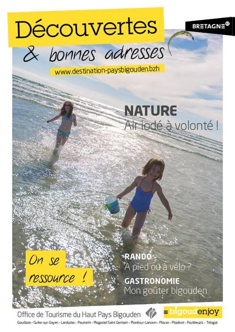 Guide Découvertes et Bonnes adresses 2018 du Haut Pays Bigouden