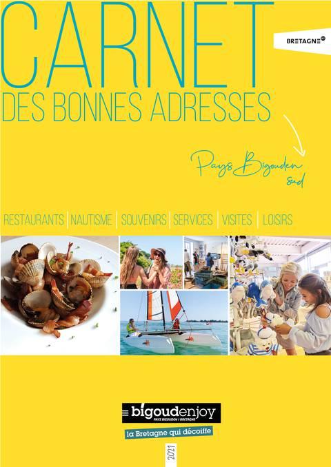 carnet des bonnes adresses en Pays Bigouden Sud