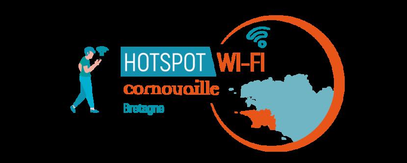 Logo wifi cornouaille