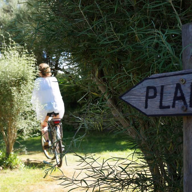 le patrimoine du Pays Bigouden - sortie mégalithique à vélo © E Cléret