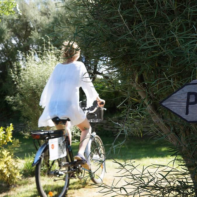 Bike ride in Pays Bigouden © E Cléret