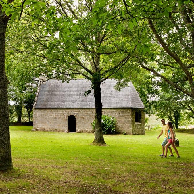 Chapelle Saint-Ronan à Plozévet ©Y.Derennes