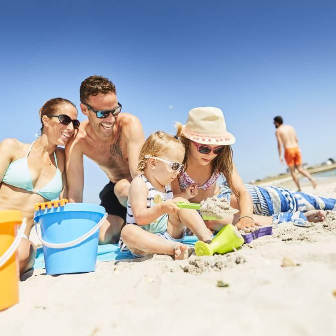 Vacances en famille - ©A. Lamoureux